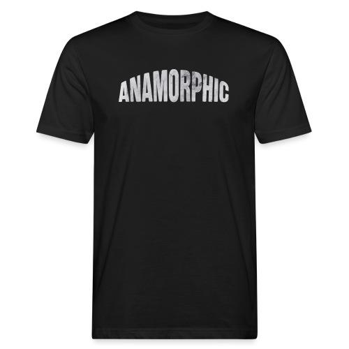 Anamorphic - Männer Bio-T-Shirt