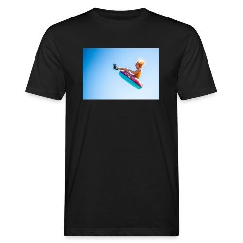 Zobori Erlebnispark in Zalaszabar [1] - Männer Bio-T-Shirt