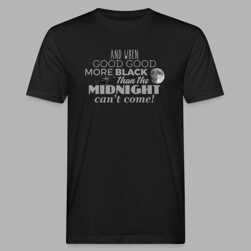 Good Good - T-shirt ecologica da uomo