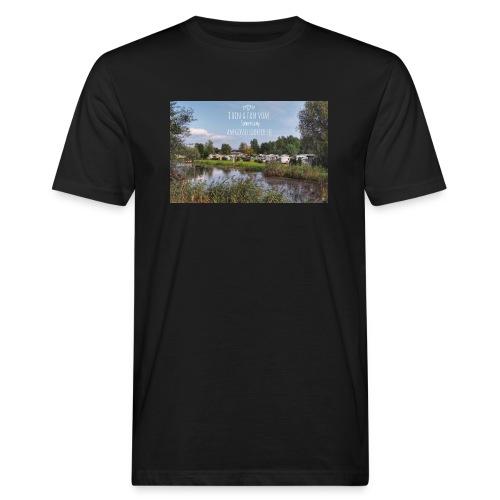 Sonnencamp - Männer Bio-T-Shirt