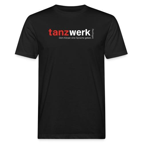 Tanzwerk - Premium Edition - Männer Bio-T-Shirt