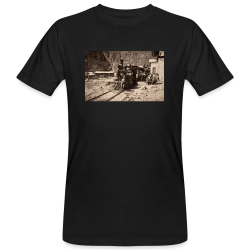 Peruvian train - Camiseta ecológica hombre