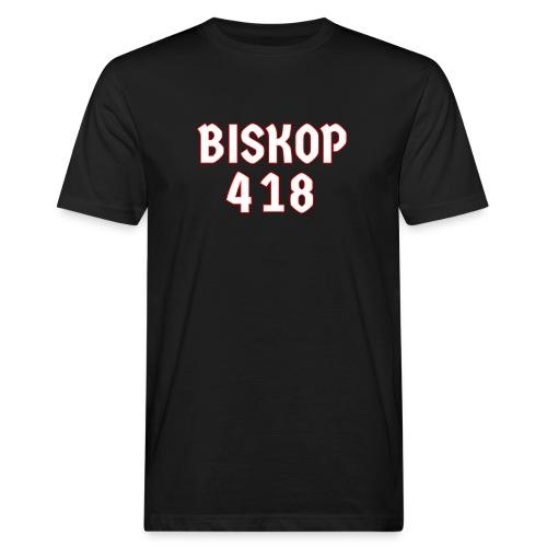 Biskop 418 - Ekologisk T-shirt herr