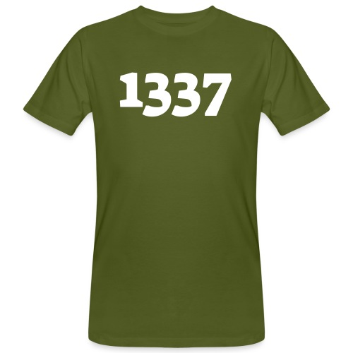 1337 - Organic mænd