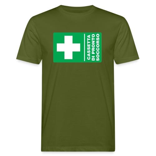 cartello png - T-shirt ecologica da uomo
