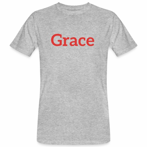 grace - Men's Organic T-Shirt