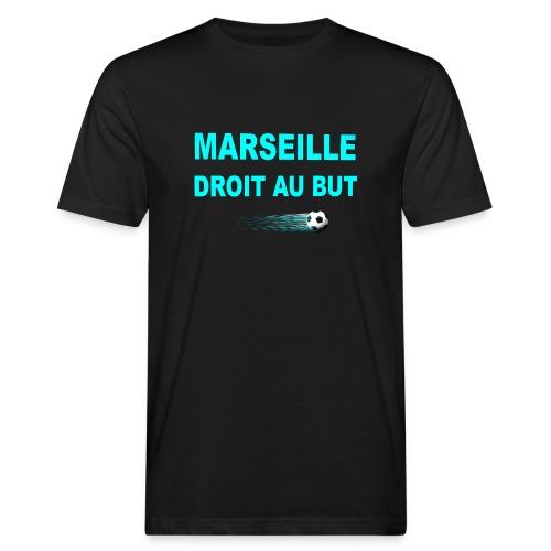 MARSEILLE DROIT AU BUT - T-shirt bio Homme
