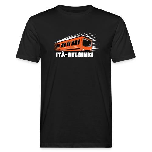 ITÄ-HELSINKI METRO T-paidat, Hupparit, lahjat ym. - Miesten luonnonmukainen t-paita