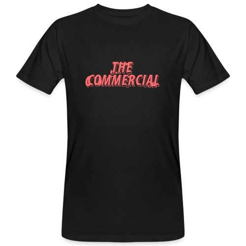 The Commercial Design #1 (Salmon - Men's Organic T-Shirt