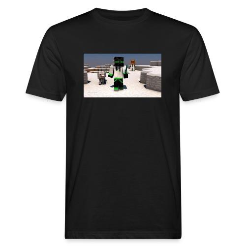 t-shirt - Ekologisk T-shirt herr