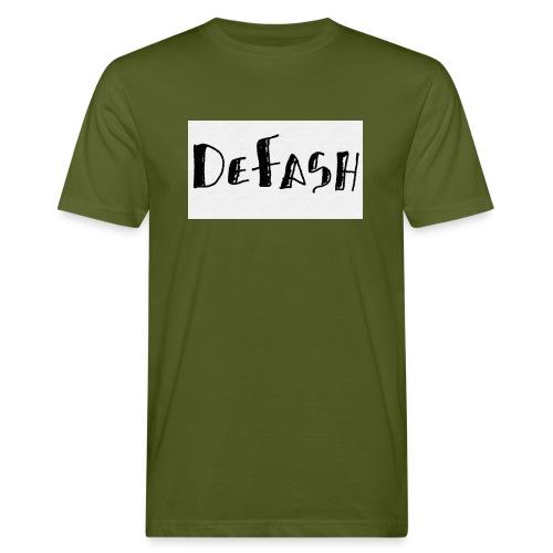 Defash1-png - T-shirt bio Homme