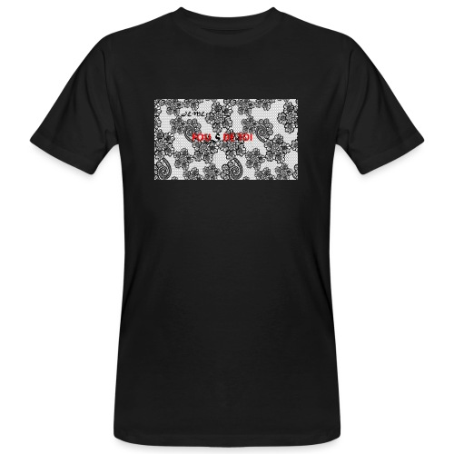 JE ME FOUS DE TOI 3 edite - T-shirt bio Homme
