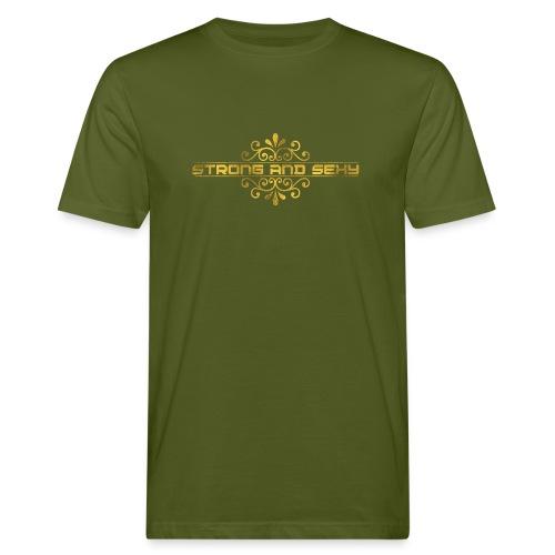 S.A.S. Cap - Mannen Bio-T-shirt