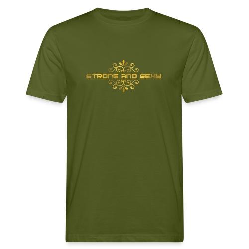S.A.S. Bag - Mannen Bio-T-shirt