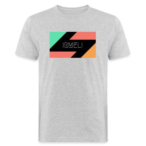 Irmelis Logo glothes - Miesten luonnonmukainen t-paita