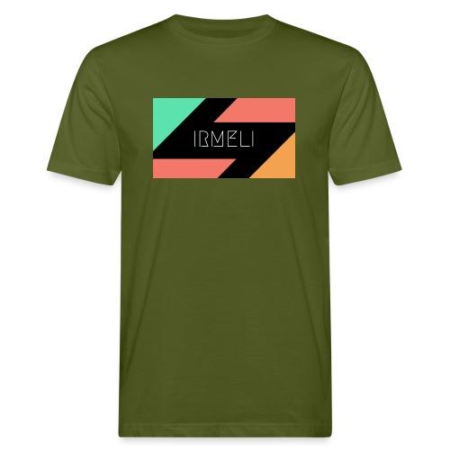 1 - Miesten luonnonmukainen t-paita