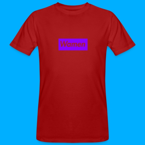 Wamen T-Shirt Design - Men's Organic T-Shirt