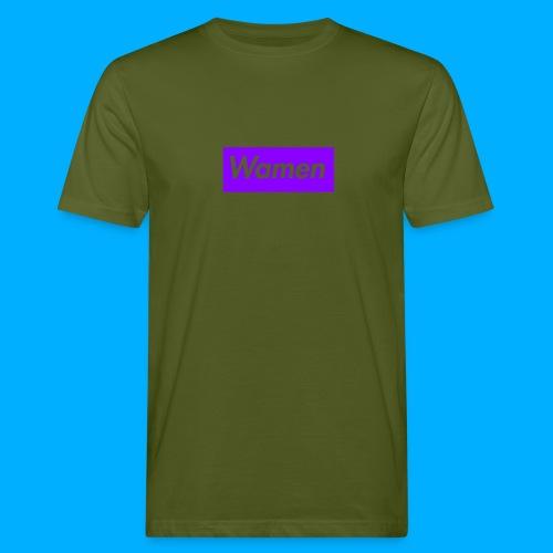 Wamen T-Shirt Design - Men's Organic T-Shirt