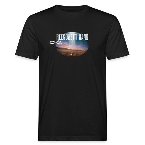 Reegonetti Band - Exploring the unknown - Ekologisk T-shirt herr