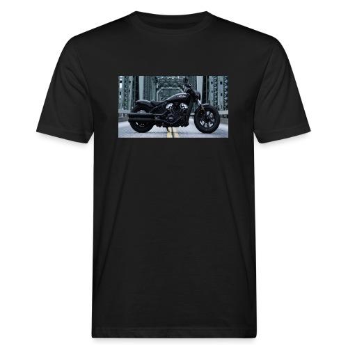 Passione per le moto - T-shirt ecologica da uomo