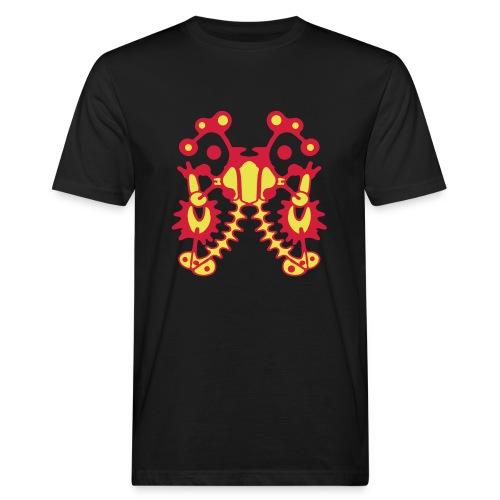 Tattoo T-Shirt Design - Männer Bio-T-Shirt