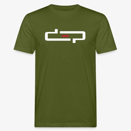 deplogo1neg red - Økologisk T-skjorte for menn