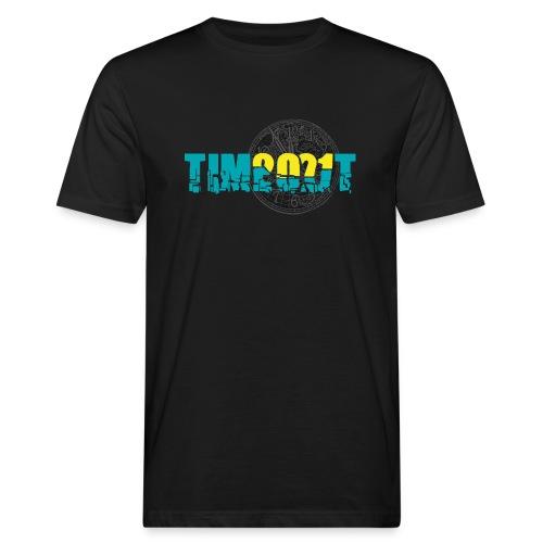Timeout 2021 - Økologisk T-skjorte for menn