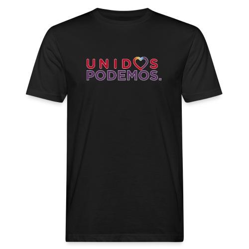 Taza Unidos Podemos 2016 Blanca - Camiseta ecológica hombre