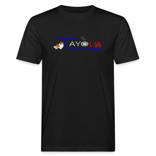 Tayola White - T-shirt bio Homme