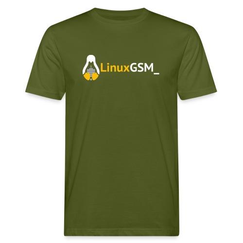 LinuxGSM - Men's Organic T-Shirt