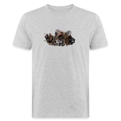 WW1 Game Series - Mannen Bio-T-shirt