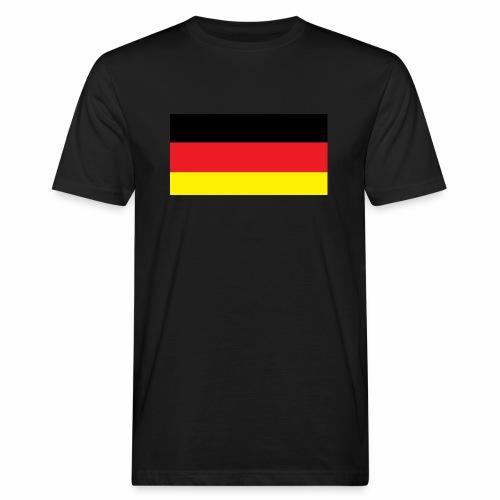 Deutschland Weltmeisterschaft Fußball - Männer Bio-T-Shirt
