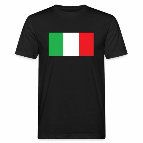 Italien Fußball - Männer Bio-T-Shirt
