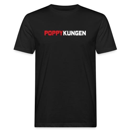 Poppykungen - Ekologisk T-shirt herr