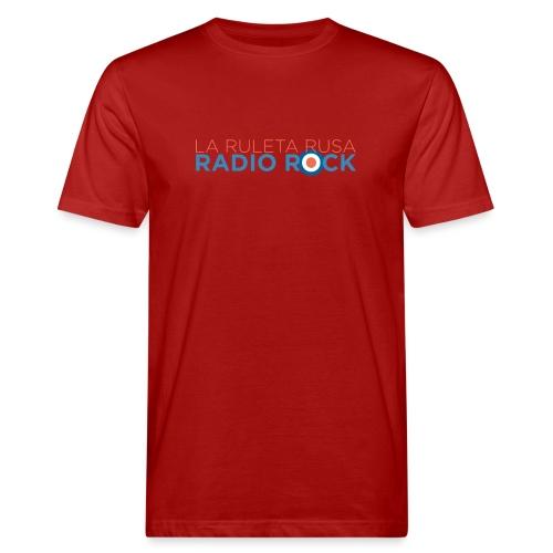 La Ruleta Rusa Radio Rock. Landscape Primary. - Camiseta ecológica hombre