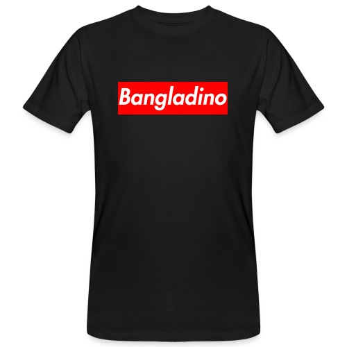 Bangladino - T-shirt ecologica da uomo