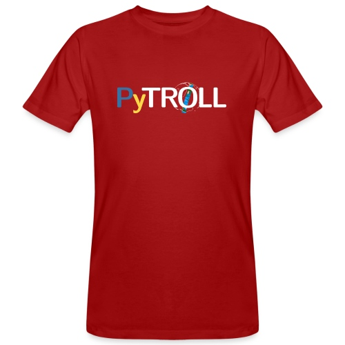 pytröll - Men's Organic T-Shirt