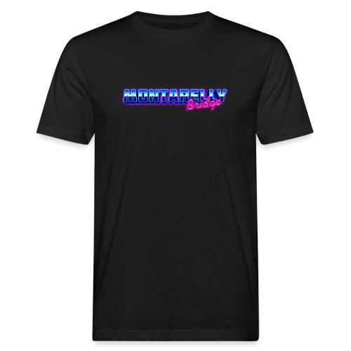Montarelly - T-shirt ecologica da uomo