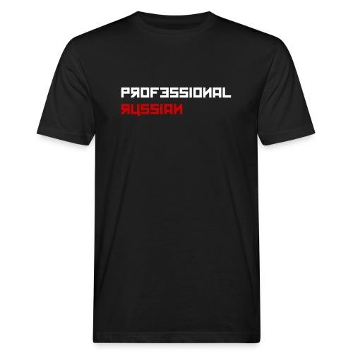 Professional Russian Blue - Mannen Bio-T-shirt