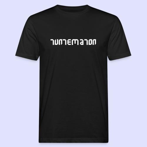 Teippilogo - Miesten luonnonmukainen t-paita