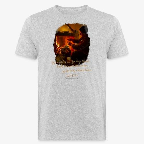 Dragväsen - Ekologisk T-shirt herr