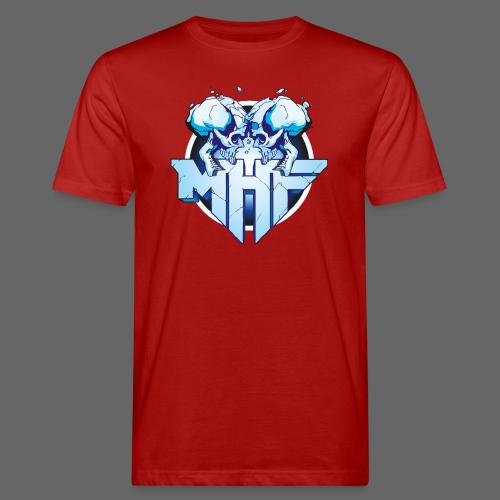 MHF New Logo - Men's Organic T-Shirt