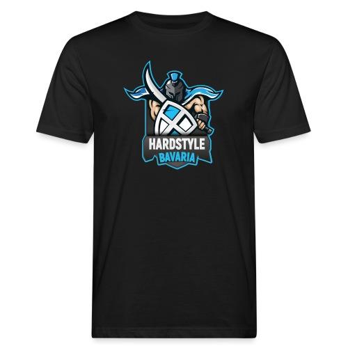 Hardstyle Bavaria - Männer Bio-T-Shirt