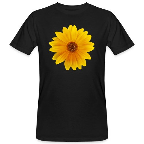 TIAN GREEN Garten - Mittagsgold 2020 01 - Männer Bio-T-Shirt