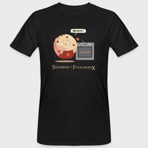 Le Seigneur des fourneaux - T-shirt bio Homme
