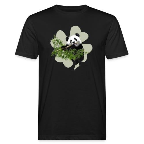 My lucky Panda - T-shirt bio Homme