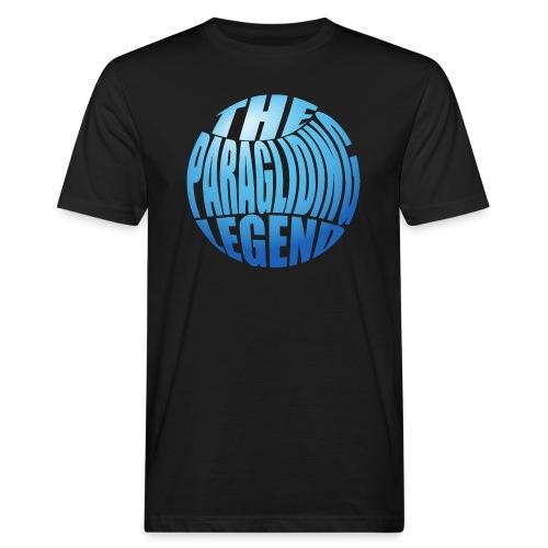 The Paragliding Legend - Männer Bio-T-Shirt