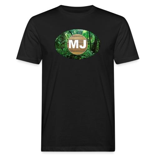 MrJuls Logo - Männer Bio-T-Shirt