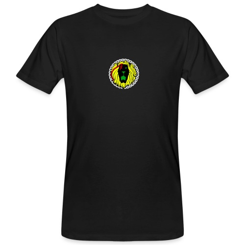 Take Pride T shirt - Black - Men's Organic T-Shirt