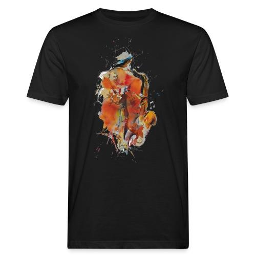 Jazz men - T-shirt bio Homme